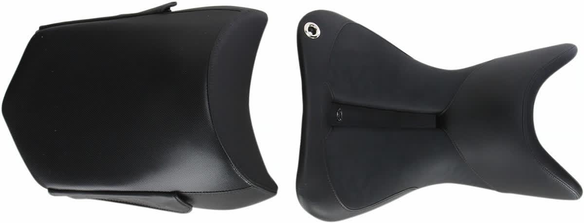 Saddlemen 0810-D025 Adventure Track Seat  2 Piece Seat Set Standard
