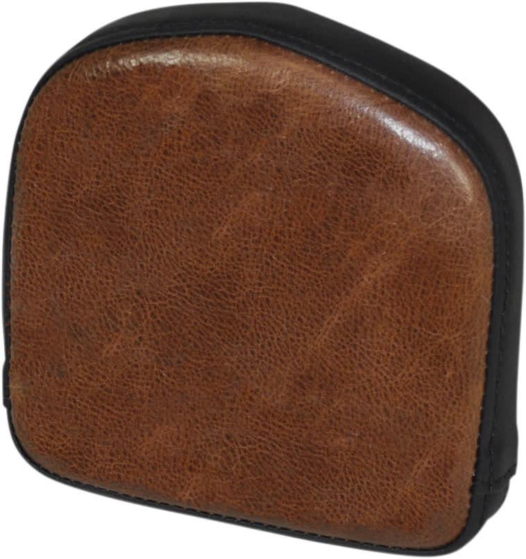 Saddlemen 040841 Gravestone Sissy Bar Pad for Lariat Style Seat