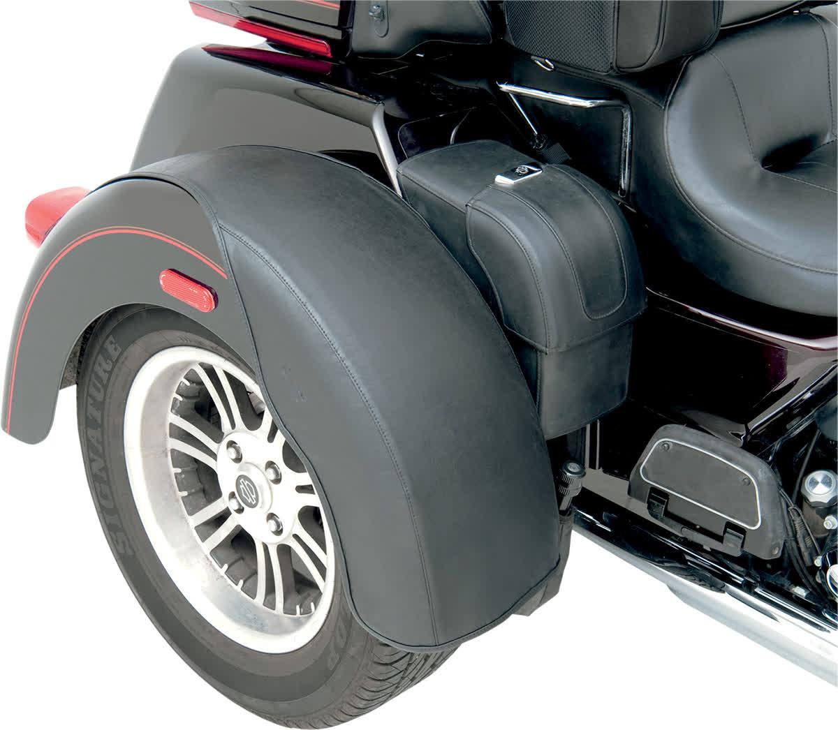 Saddlemen 1414-0015 Rear Fender Bra Set