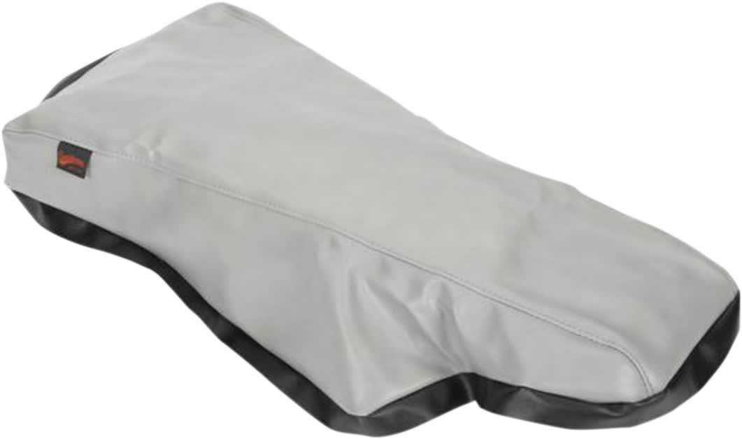 Saddlemen AM527 Saddleskin Seat Cover  Gray