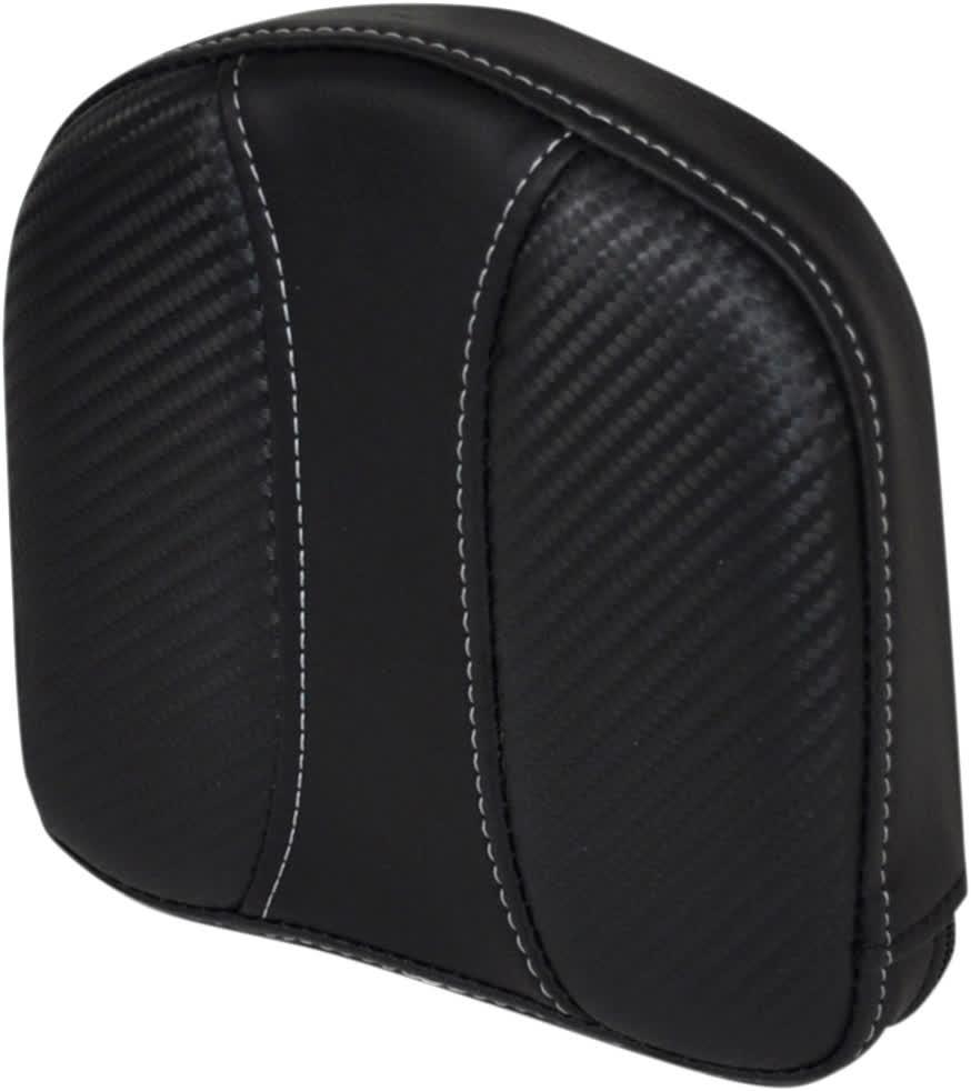 Saddlemen 040842 Gravestone Sissy Bar Pad for Dominator Style Seat