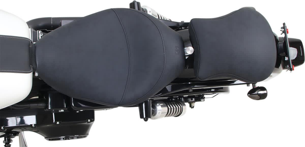 Saddlemen SA1021 S3 Element-Resistant Distressed Saddlehyde Phantom Pad