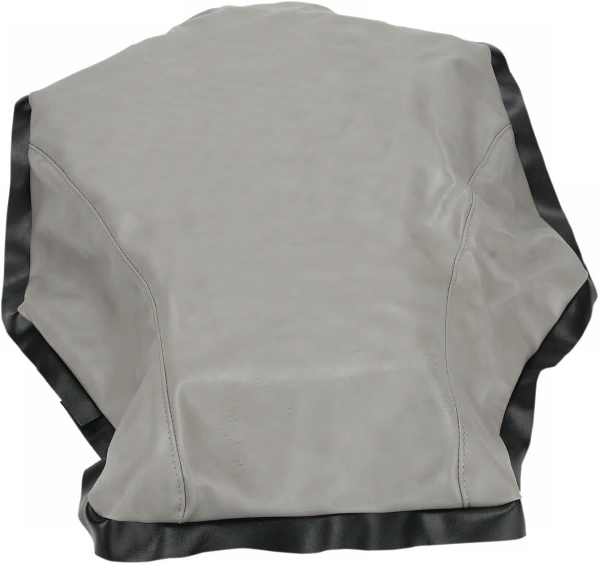 Saddlemen AM9514 Saddleskin Seat Cover  Gray