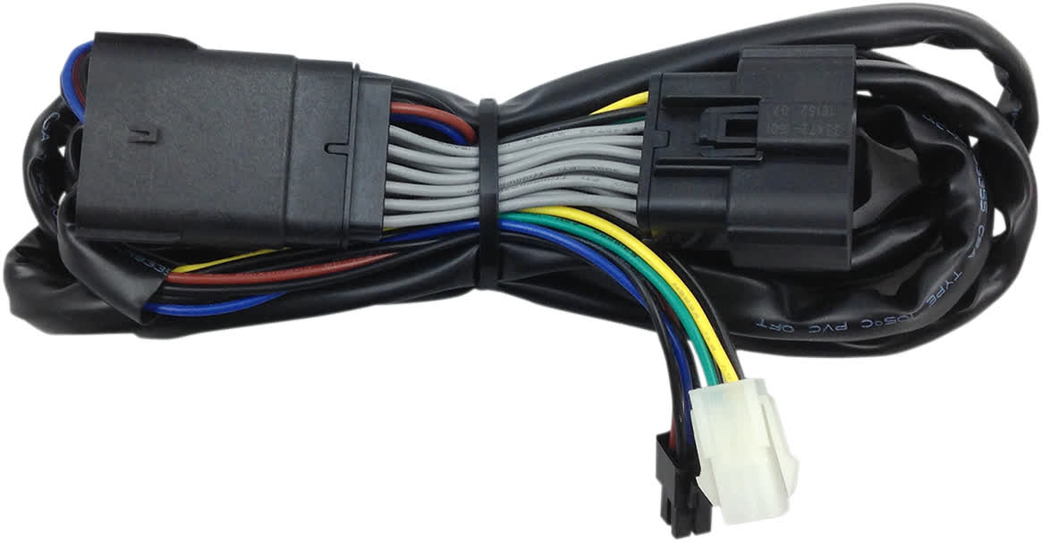 Hogtunes Wild Boar WBAURH 600 Watt Amp Wire Harness Harley 14-Up FLH 2120-0900