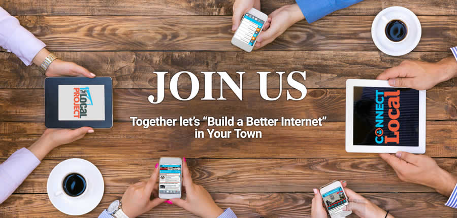 Join Us in building a better internet