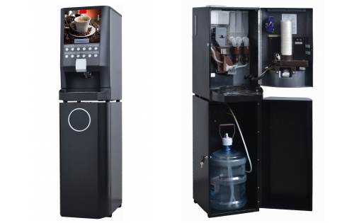 Premium Coffee Vending Franchise