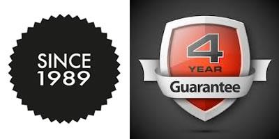 SSR - Sprayless Scratch Repair - Established 1989, 4 Year Guarantee