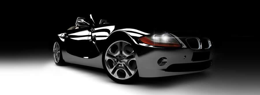 SSR - Sprayless Scratch Repair - Shiny Car Example