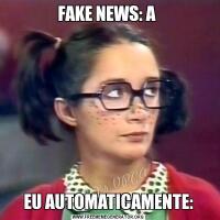 FAKE NEWS: A EU AUTOMATICAMENTE: