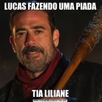 LUCAS FAZENDO UMA PIADATIA LILIANE