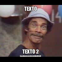 TEXTOTEXTO 2