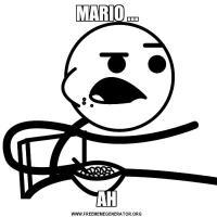 MARIO ...AH