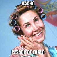 NACHOPESADO DE TROLO