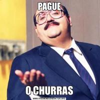 PAGUEO CHURRAS