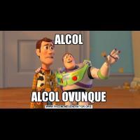 ALCOLALCOL OVUNQUE