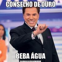 CONSELHO DE OUROBEBA ÁGUA