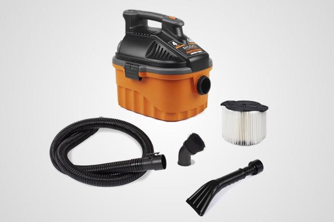 Ridgid VAC4000 car vacuum