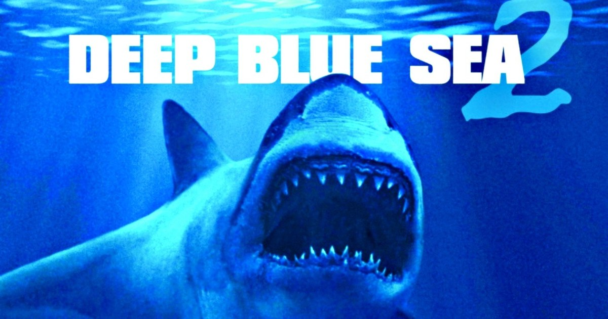DEEP BLUE SEA 2 EXCLUSIVE TRAILER DEBUT