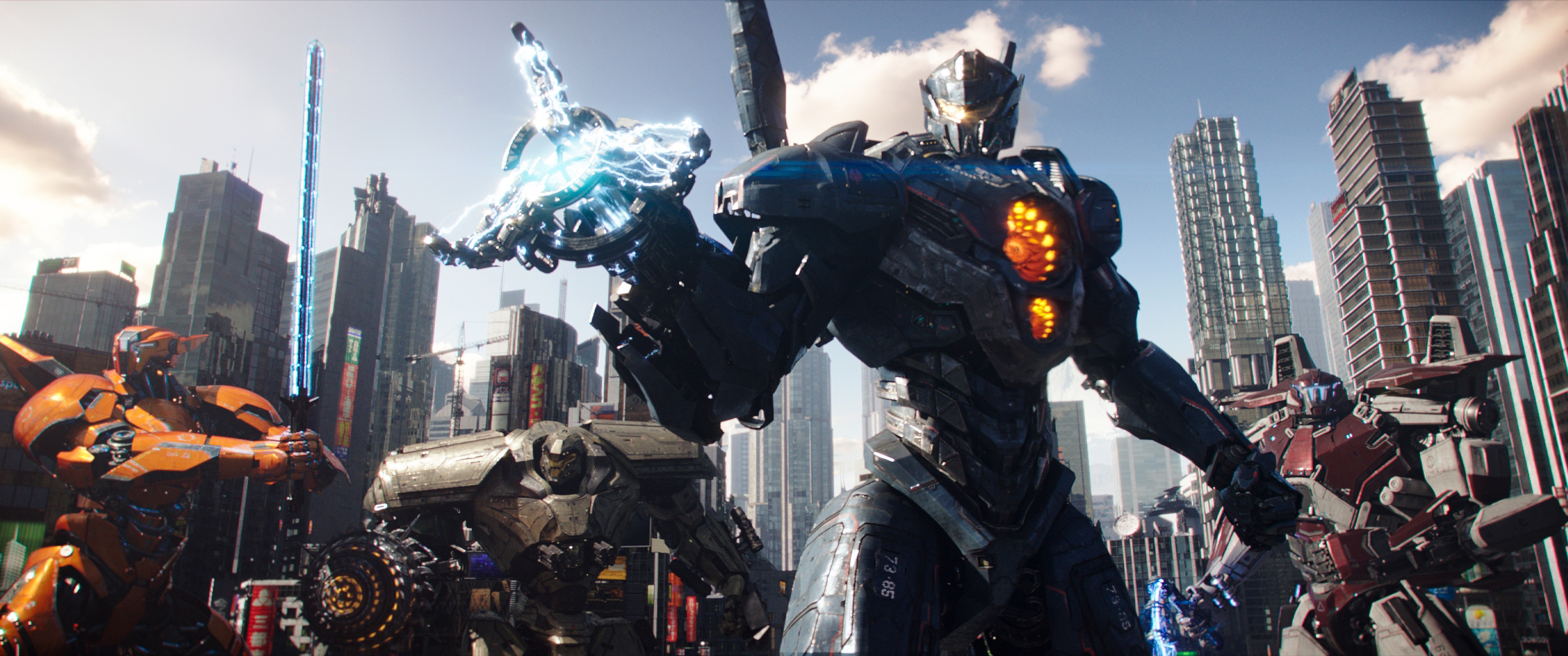 PACIFIC RIM UPRISING TRAILER #2