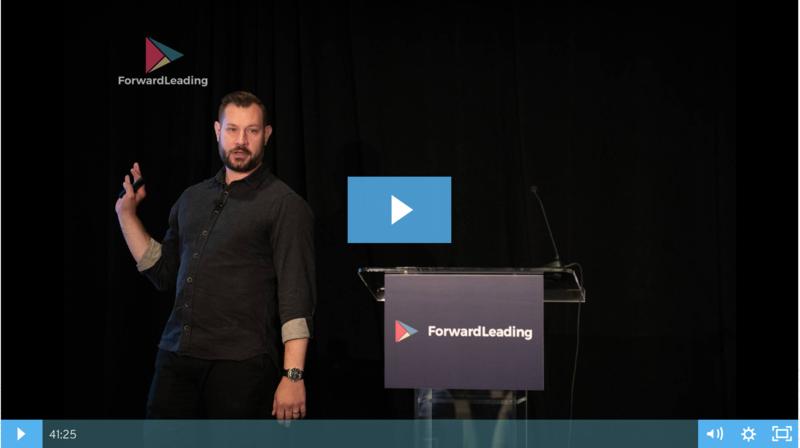 Humanizing Digital Behaviour - Forward Leading Digital Marketing Leaders Summit