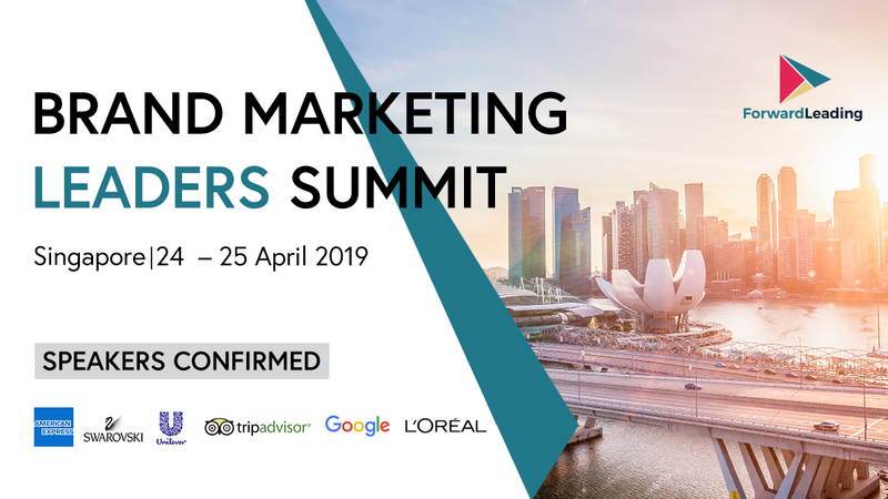 Brand Marketing Leaders Summit Singapore 2019