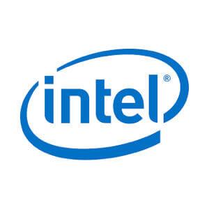 The speaker works for Intel