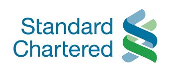 The speaker works for Standard Chartered Bank