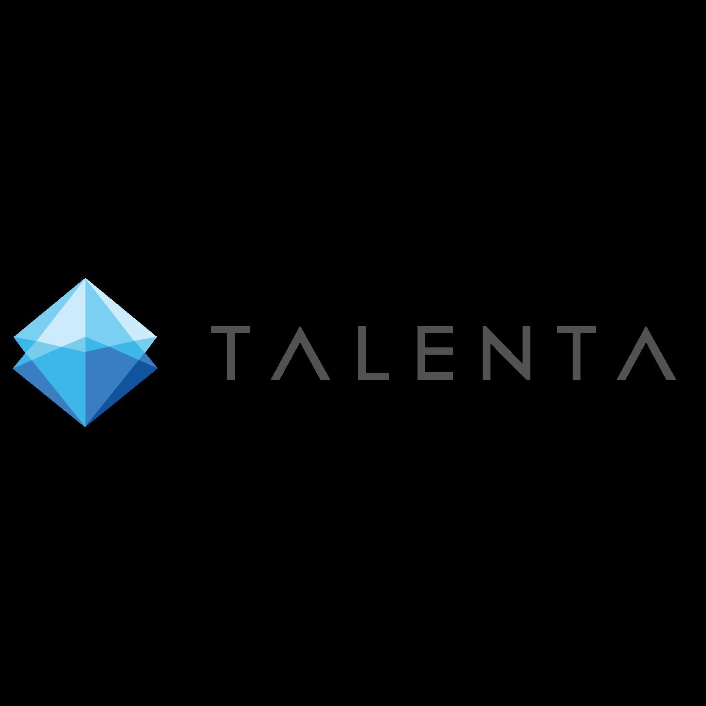The speaker works for Talenta Group