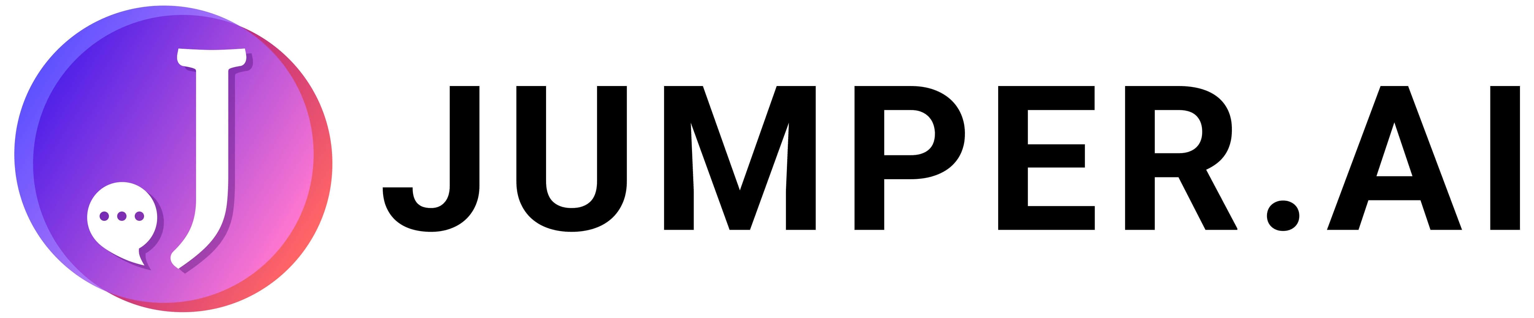 The speaker works for Jumper.ai