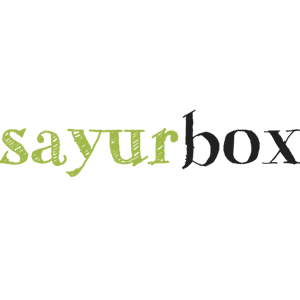 The speaker works for Sayurbox