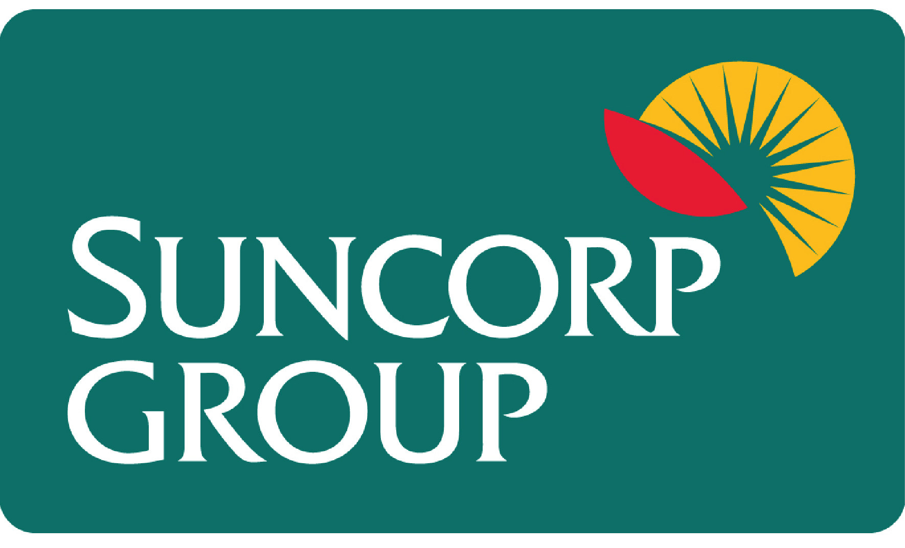 The speaker works for Suncorp Group