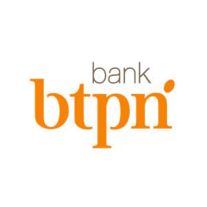 The speaker works for Bank BTPN