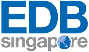 The speaker works for Singapore Economic Development Board