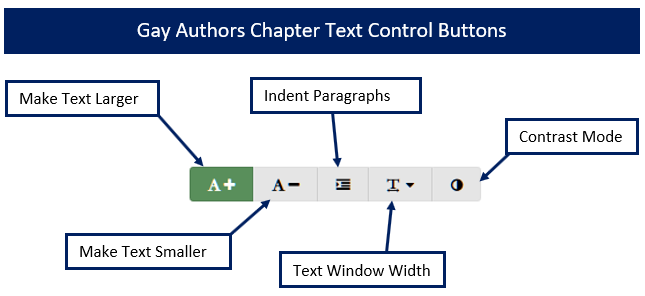 Tech Tuesday - Chapter Text Controls