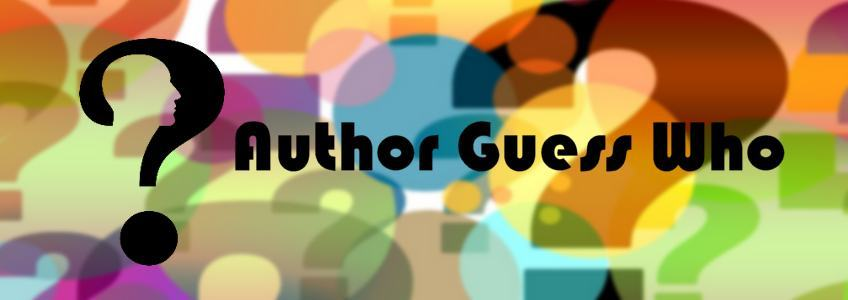 Author Guess Who #8