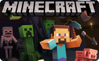 GamerChange: Gift Card: Minecraft Online Game Code