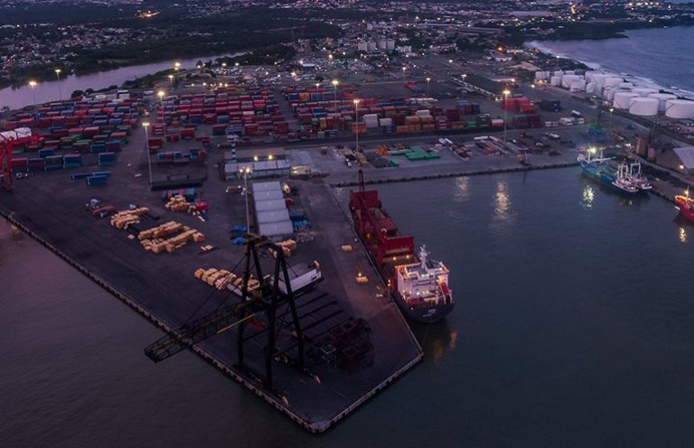 Freight Ports
