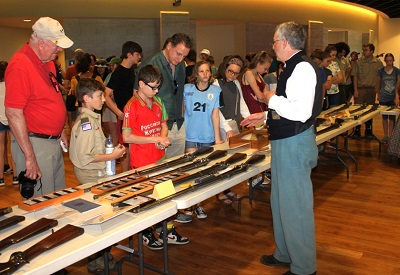 Guns of Gettysburg