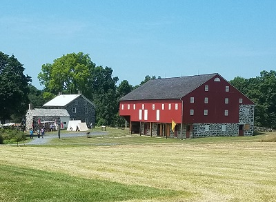 """George Spangler Farm & Field Hospital - """"The Rest of the Story"""""""