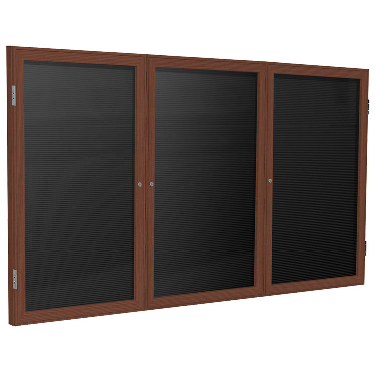 Enclosed Indoor Letterboards