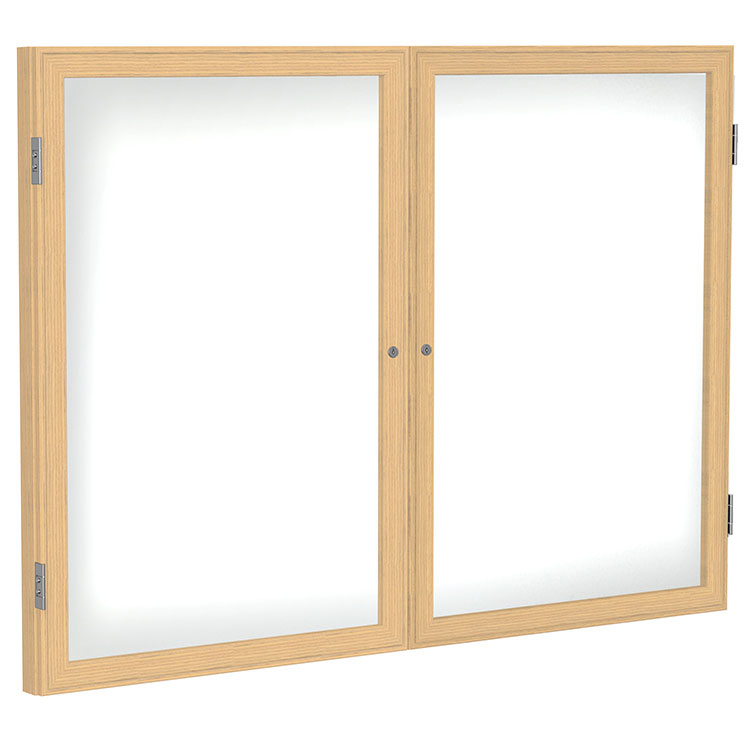 Enclosed Whiteboards
