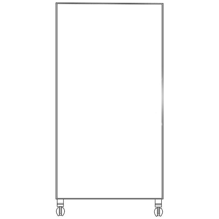 Stroll Mobile Glassboard
