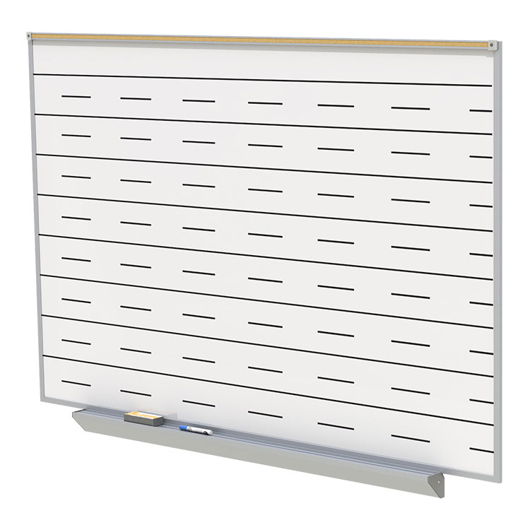 Graphic Lined Whiteboards