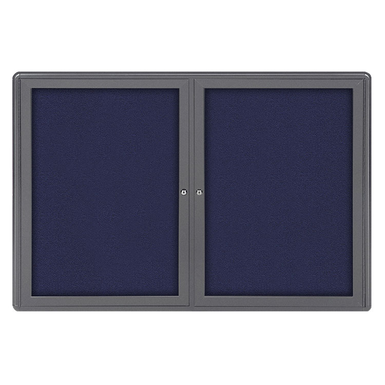Ovation Enclosed Bulletin Boards
