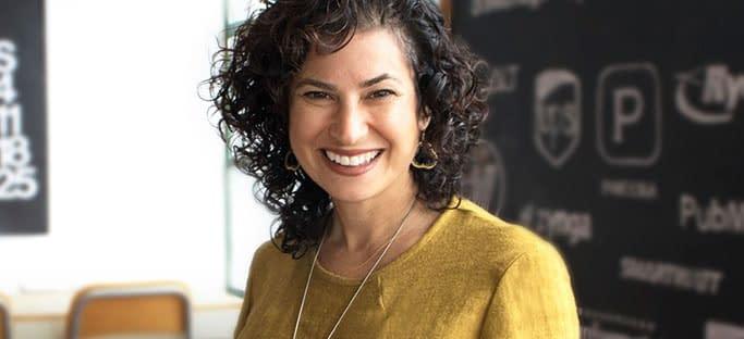 Sara Gaviser Leslie