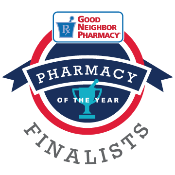 Pharmacy of the Year logo