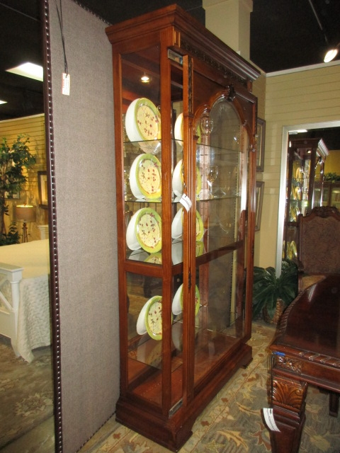 Ashley Furn Curio Cabinet At The Missing Piece