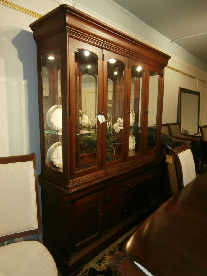 Pennsylvania House China Cabinet At The Missing Piece