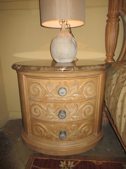 Henredon Nightstand At The Missing Piece