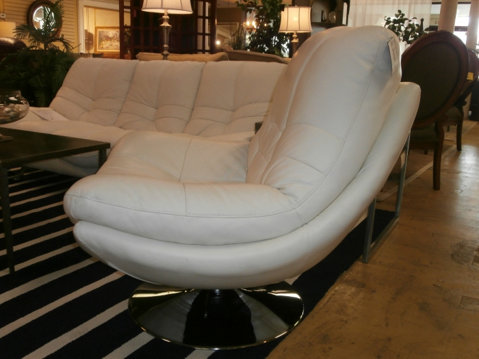 Groovy Carlo Perazzi Leather Chair At The Missing Piece Pabps2019 Chair Design Images Pabps2019Com